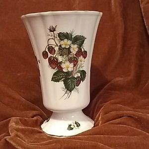 "Hammersley, fine bone China. 7 1/2"" tall vase."
